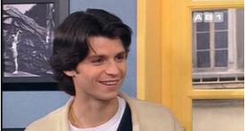 Christophe Rippert à la fin de Premiers Baisers, période « long hair ».