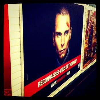 Le retour d'Allan et de sa promo... dans le métro parisien !