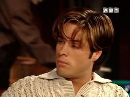 """Le """"mythe"""" Anthony légèrement écorné dans les Années Bleues."""