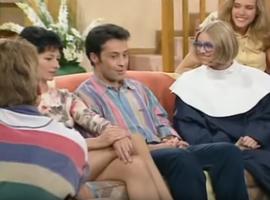 Crise existentielle d'Annette, à un cheveux de quitter son Monsieur Girard pour épouser Dieu.