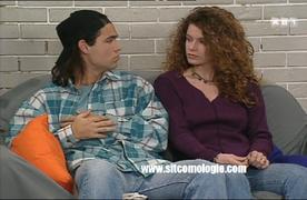 Christophe et Adeline, un couple sans saveur, sans passion. Pire, le malheureux Christophe sera martyrisé pendant des dizaines d'épisodes par cette garce.