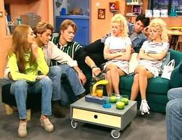 Un classique : en fin d'épisode, on se retrouve auprès d'un bon jus d'orange.
