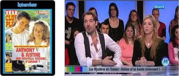 La Carte Berda « Interview » (à gauche) vous donne la possibilité d'être interviewé lors d'une émission télévisée. Mais gare au sale caractère des journalistes…