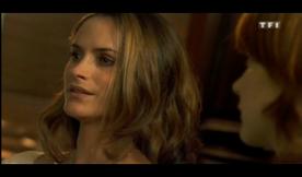 Le personnage de Carole permet à JLA d'introduire son autre grand fantasme : les relations SM lesbiennes.