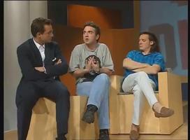 """Bruno Solo, on a compris que ton émission de merde """"On n'est pas couché"""" sur TF1 t'avais rendu un tantinet aigri à l'époque."""