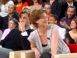 Patrick goguenard pour son grand retour à la télé. Quant à Johanna, la discours n'a pas changé depuis son passage dans la même émission en 1997...