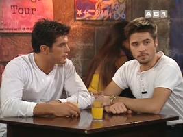 """En """"live"""", la naissance d'une belle amitié entre les deux lascars des 90's."""
