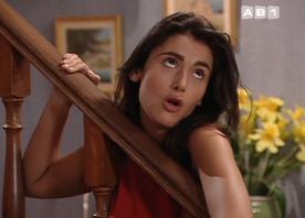 Gabrielle Marais, un bon exemple de ces jeunes sitcomédiens qui vont ramer dans l'univers théâtral de la sitcom.