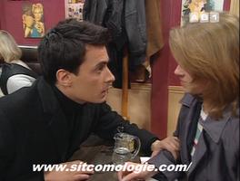 Christian a une faiblesse... son attirance pour la Julie la candide.