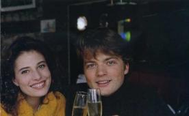 Fab & Christine Lemler, les Brad Pitt et Jennifer Aniston des 90's. Ou presque.