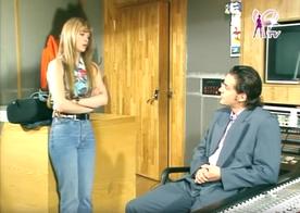 Troisième séquence où Thomas Fava propose à Hélène qu'elle devienne sa chanteuse. Troisième refus !