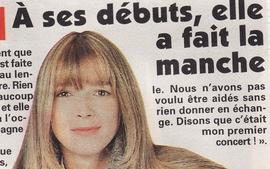 L'anecdote d'Hélène faisant la manche en Espagne a fait les choux gras de la presse.