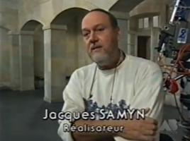 Jacques Samyn, le roi de la pâtisserie.