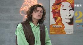 Pour le garage du Miracle de l'Amour, ils ont gardé le poster mais ils ont jeté le rat Texas.