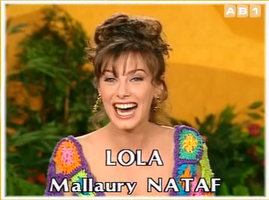 Mallaury Nataf, pour le moment, contente d'être là.