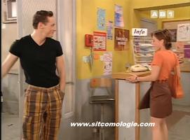 Franck, sa chieuse et son pantalon de merde.