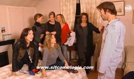 Nicolas, ici le tombeur de ses dames, dans un épisode parodique.