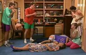 Le tournage chaotique de la sitcom la plus dingue d'AB.