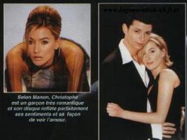 Christophe et Manon, une histoire d'amour de tournage, une vraie !