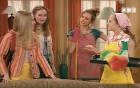 Le duel entre le quator de filles tourne vite à l'avantage des deux cousines. Avec AB, les gentils gagnent de toute façon toujours à la fin.