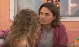 Jusqu'au bout, Laurent envoie son venin au visage de Justine. Son but, détruire l'image de Jérôme. Et le pire c'est qu'il a raison, Justine a bien la cocue de l'histoire.