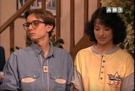 Stéphane, un des meilleurs fouteurs de merde de la sitcom.