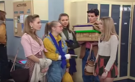 Annette physiquement mal en point ne prend l'avertissement d'Isabelle au sérieux. Pourtant, la garce sait que Valentine est pire qu'elle.